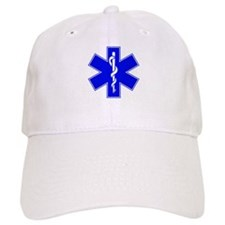 Star of Life Baseball Baseball Cap
