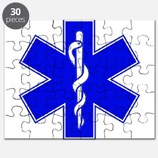 Star of Life Puzzle