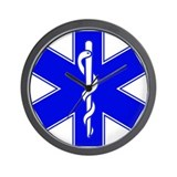 Ambulance Wall Clocks