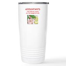 ACCOUNTANTS Travel Mug
