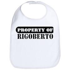Property of Rigoberto Bib
