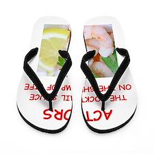actor Flip Flops