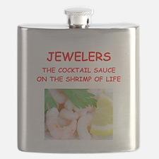 JEWELERS Flask