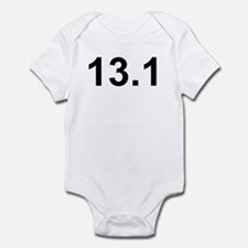 Half Marathon 13.1 Infant Bodysuit