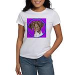 German Shorthair Pointer Head Women's T-Shirt