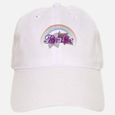 Rainbow Marriage Bride Baseball Baseball Cap
