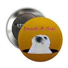 """Official Smash-A-Seal 2.25"""" Button"""