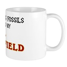Royal Enfield fossil Small Mugs