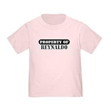 Property of Reynaldo T