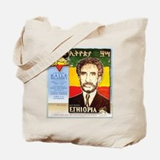 Haile Selassie I Tote Bag