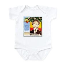 Haile Selassie I Infant Bodysuit