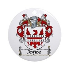 Joyce Coat of Arms Ornament (Round)