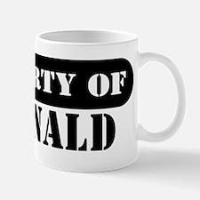 Property of Reginald Mug