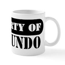Property of Raymundo Mug