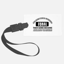 Cool Athletic Trainers designs Luggage Tag