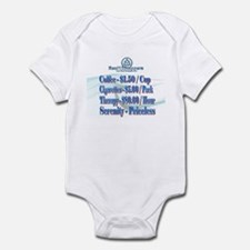 12-Step Serenity Infant Bodysuit