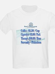 12-Step Serenity Kids T-Shirt