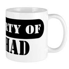 Property of Rashad Mug