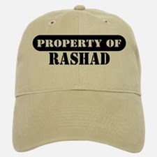 Property of Rashad Baseball Baseball Cap
