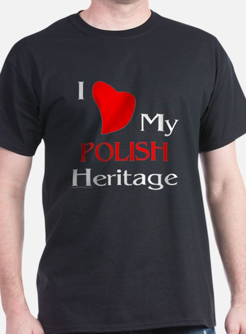 Polish Heritage T-Shirt