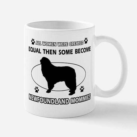 newfoundland mommy designs Mug