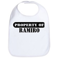 Property of Ramiro Bib