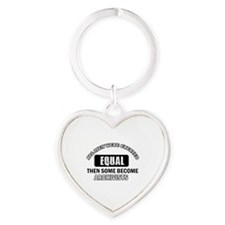 Cool Archivists designs Heart Keychain