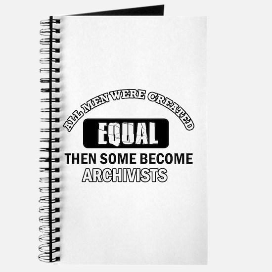 Cool Archivists designs Journal