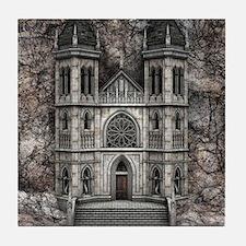 Castle Tile Coaster