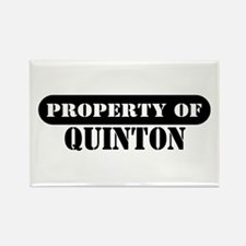 Property of Quinton Rectangle Magnet