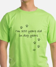 50 dog years 2-1.JPG T-Shirt