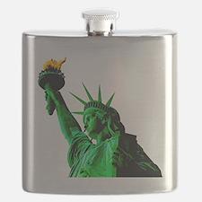 Statue of Liberty 1 Flask