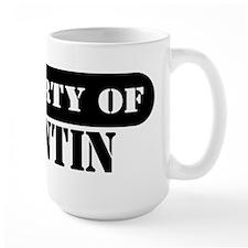 Property of Quentin Mug
