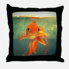 golden life Throw Pillow