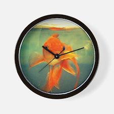 golden life Wall Clock