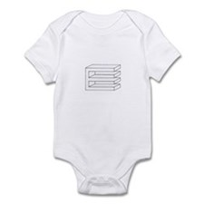 """3 bars or 4?"" Infant Bodysuit"