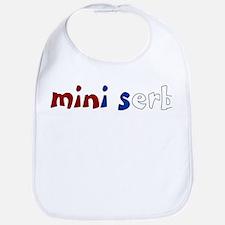 Mini Serb Bib