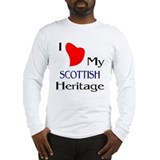 Scottish long sleeve shirts Long Sleeve T-shirts