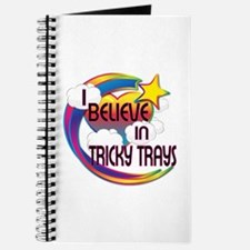 I Believe In Tricky Trays Cute Believer Design Jou