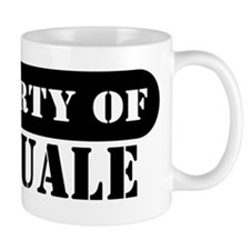 Property of Pasquale Mug