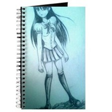 manga girl Journal