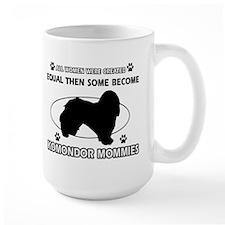 KOMONDOR mommy designs Mug
