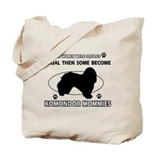 KOMONDOR mommy designs Tote Bag