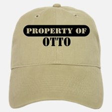 Property of Otto Baseball Baseball Cap