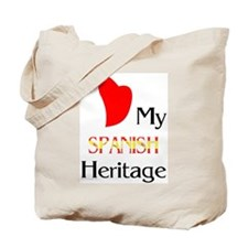 Spanish Heritage Tote Bag