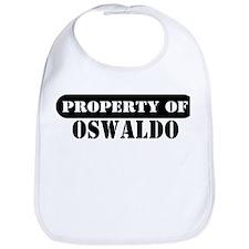 Property of Oswaldo Bib