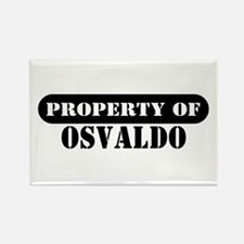 Property of Osvaldo Rectangle Magnet