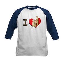 I heart meerkats Tee