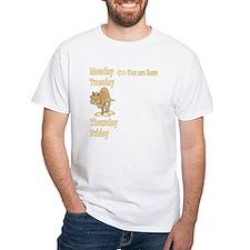Monday Camel Shirt