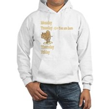 Tuesday Camel Hoodie